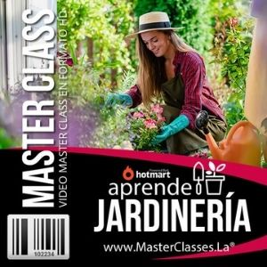 Aprende jardinería paso a paso