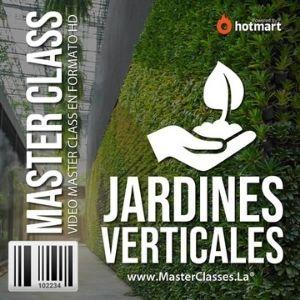 Crea jardines verticales en interior y exterior